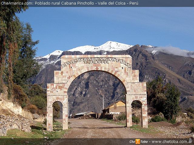 Cabana Pichollo - Valle del Colca