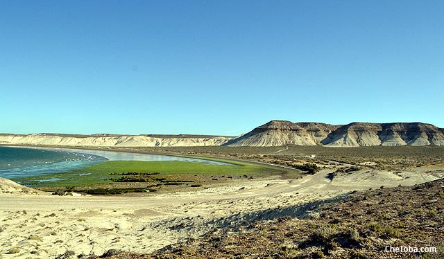 Playa Paraná Puerto Madryn