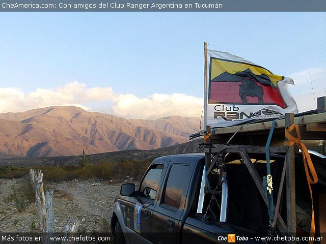La Ford Ranger en Tucumán - 9° Solidaria