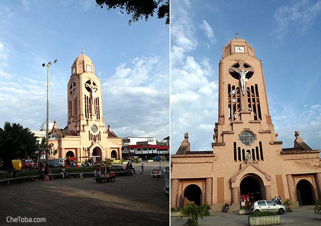Iglesia de Quimbaya - Colombia