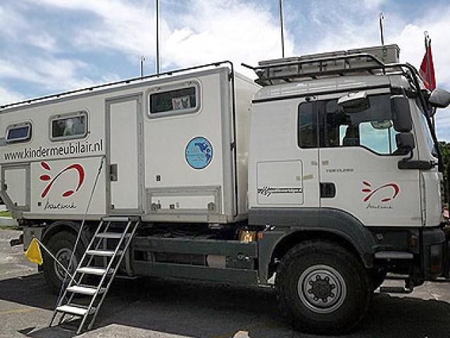 motorhome-truck