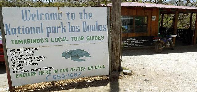 El desove de las Tortugas en playa Tamarindo - Costa Rica