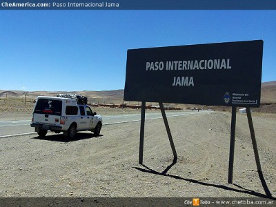 Paso de Jama - Rumbo a Chile - Tips y advertencias importantes