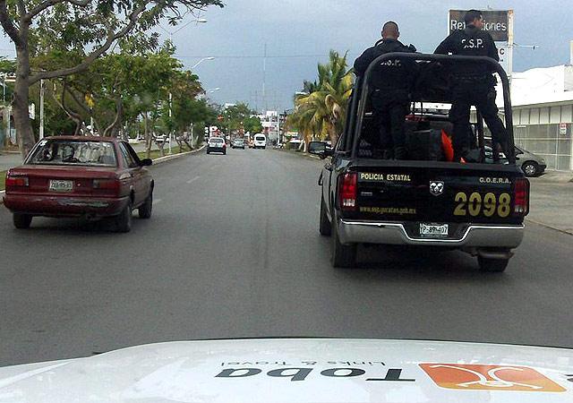 policía carreteras méxico