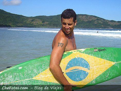 Perdí los documentos en Brasil