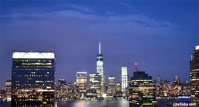Vista SkyLine desde apartamento Nueva YorK