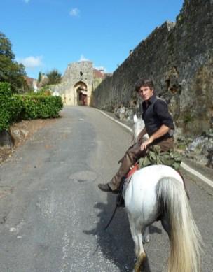 randonnee cheval perigord