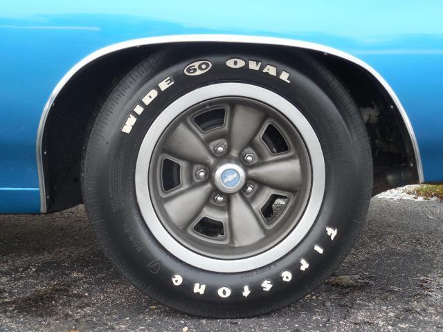 1971 Chevelle S Ss Option