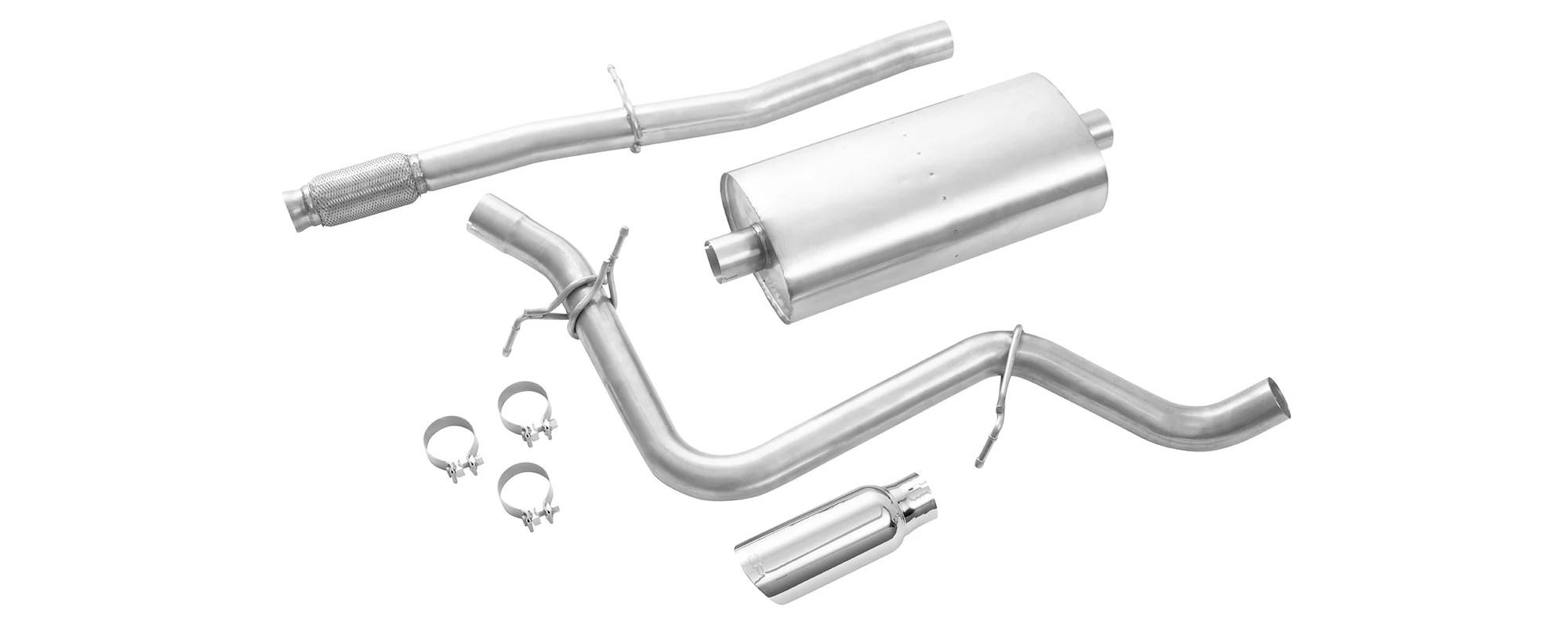 silverado 1500 exhaust performance