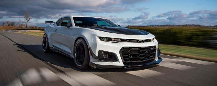 Chevy 1le Track Package The Sixth Generation Camaro