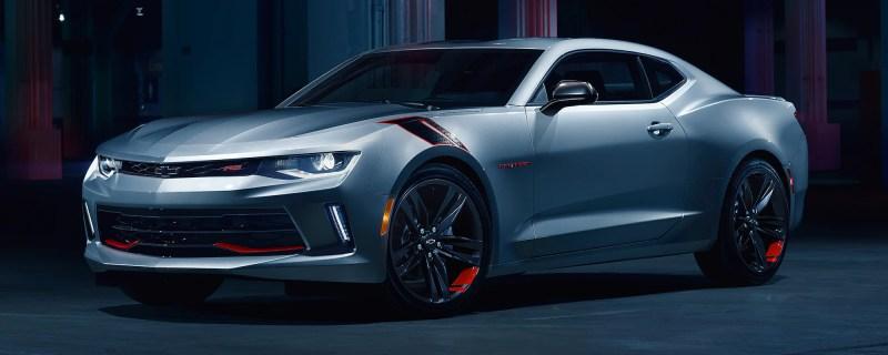 Resultado de imagem para Chevrolet Camaro 2018