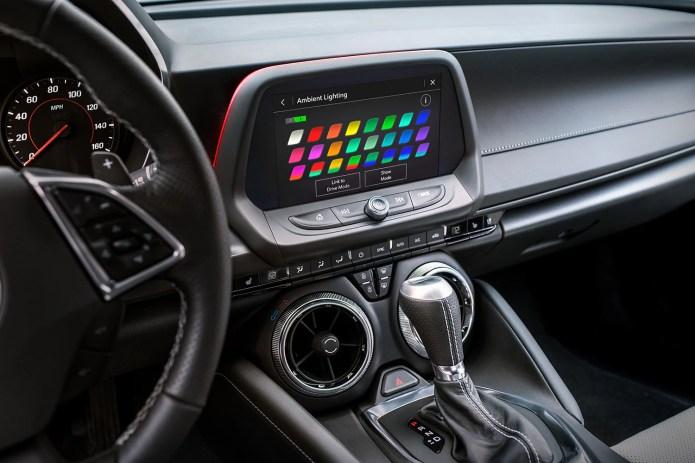 2021 Chevy Camaro Camaro Zl1 Sports Car