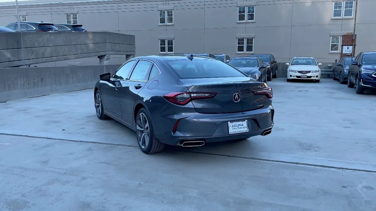 2021 acura tlx sh awd with advance package