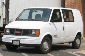 Top 5 Chevy Vans Of All Time: #3 '85'95 Astro Van  Chevy Hardcore