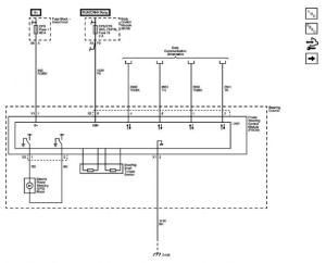 HHR Electic steering wiring diagram  Chevy HHR Network