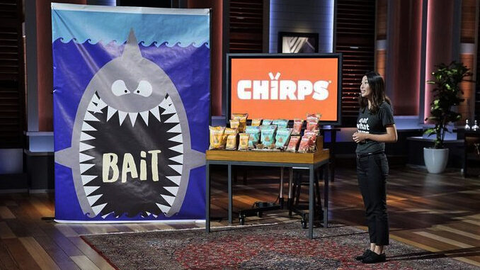 Shark Tank – Chirps Chips Made With Cricket Flour
