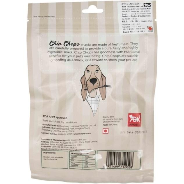 Chip Chops Fresh Meat Snacks