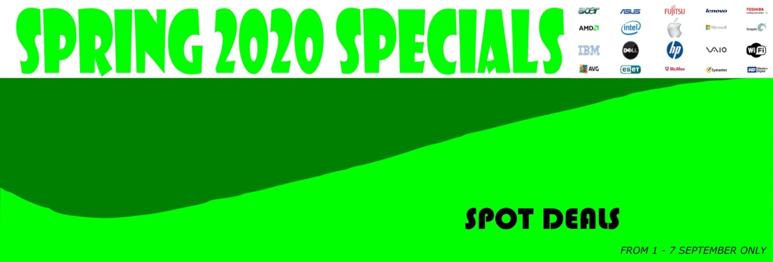 Chewee Spring 2020 Specials