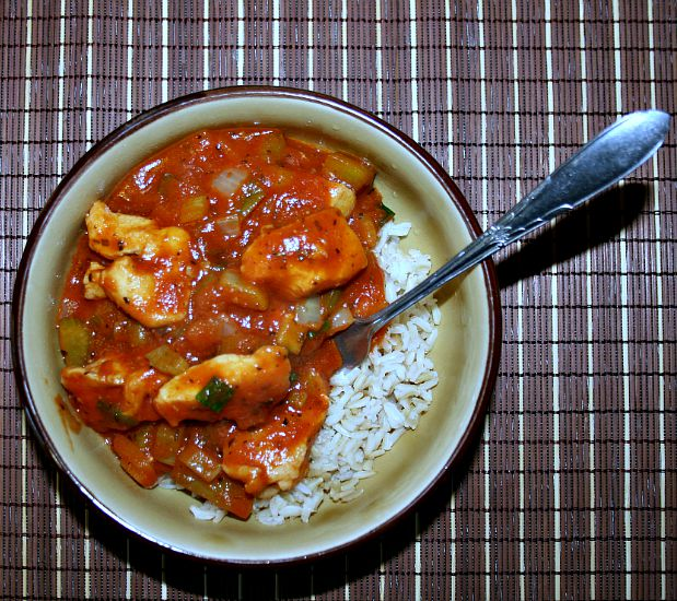 Chicken Creole: Another NOLA Recipe