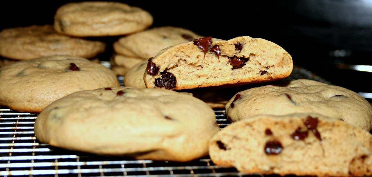 Milk Stout Chocolate Chip Cookies