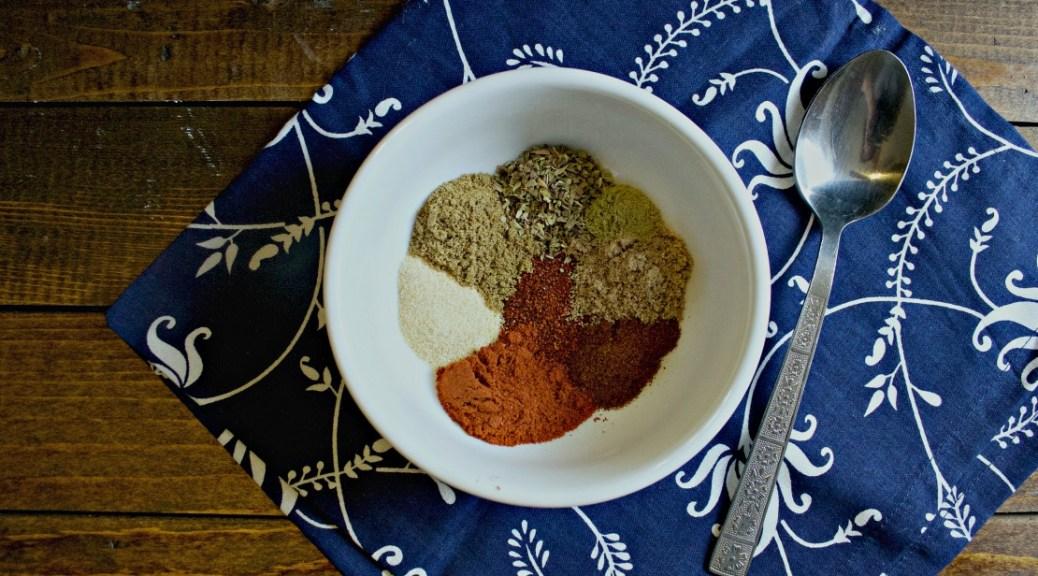Fajita Spice Blend