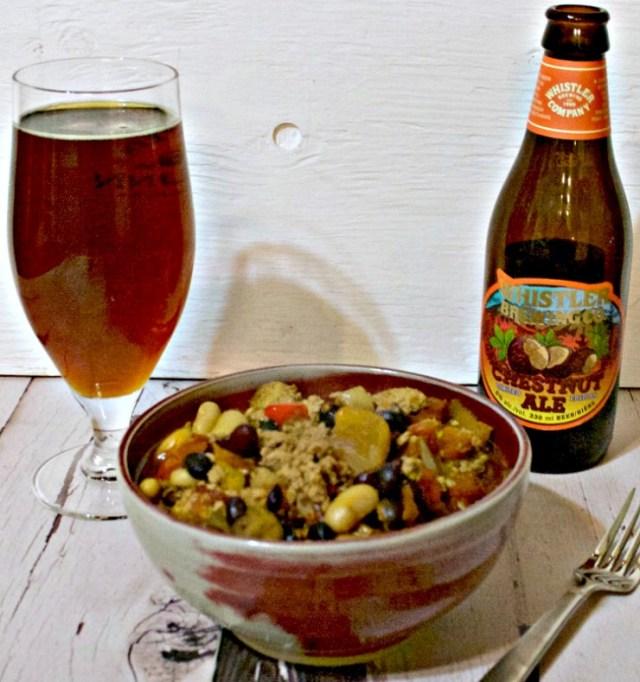 Chestnut Ale Turkey Chili