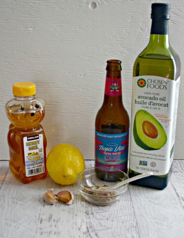 Tropical Ale Vinaigrette