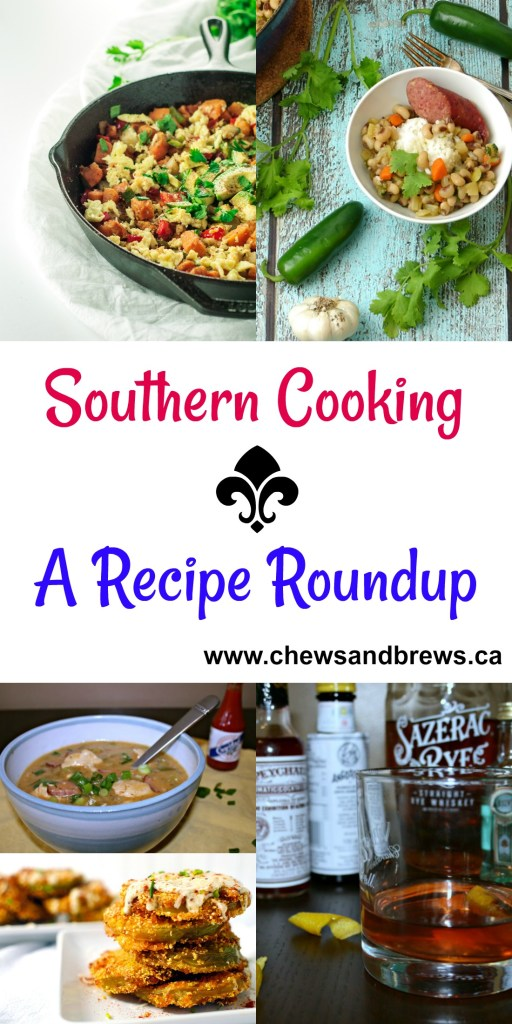 Souther Food Cooking