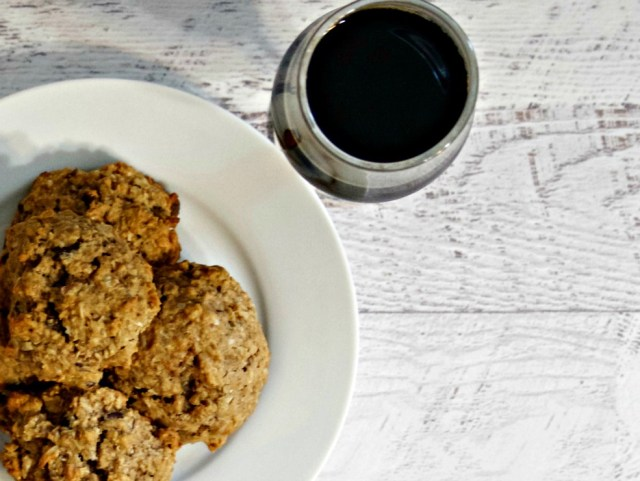 Oatmeal Stout Oatmeal Cookies
