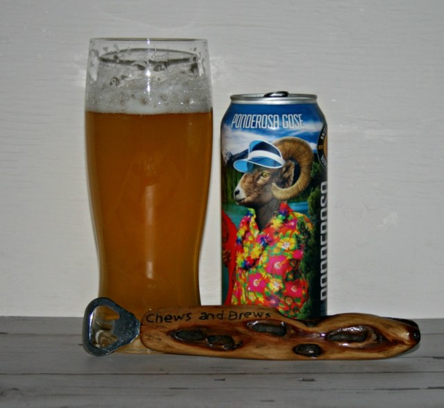 Gose Beer Mussels