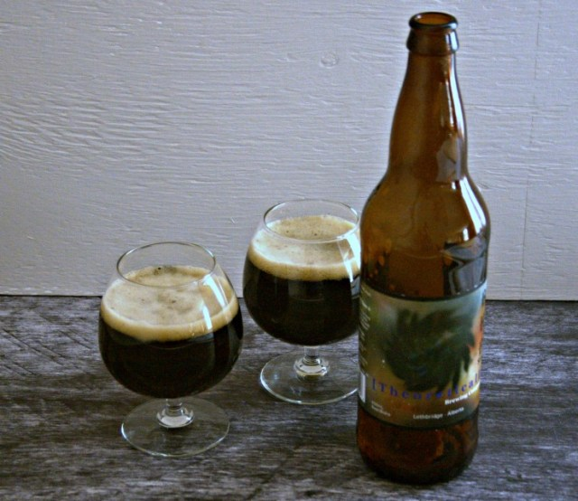 Stout Beer Cherry Sauce