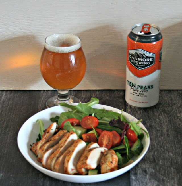 Pale Ale Yogurt Marinated Chicken Breast