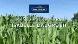 Vidéo d'Isabelle DAUGREILH