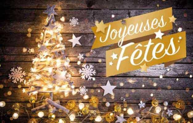 Chez Cazalier - Joyeuses fêtes