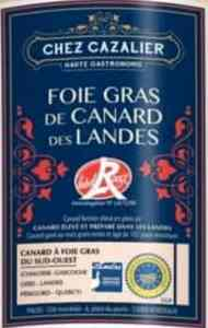 Foie Gras Label Rouge
