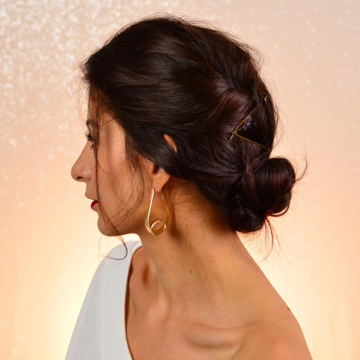 Cute and easy bobby pin hairstyles-3 new hairstyles you can do in minutes