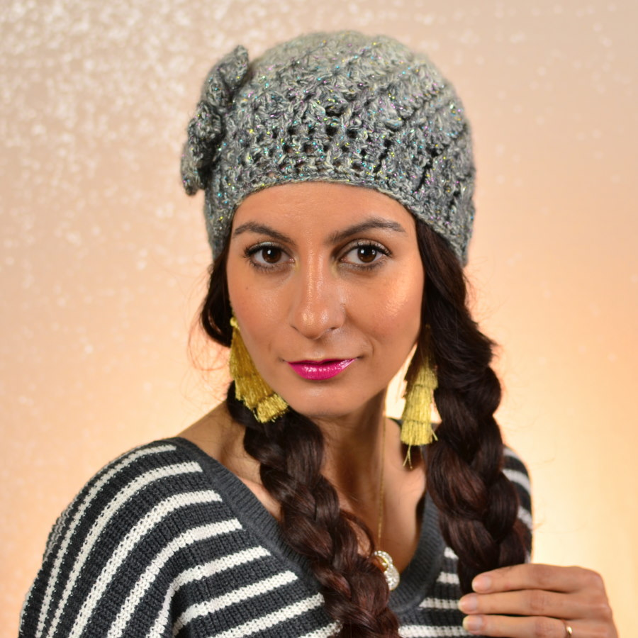 Hairstyles with Beanie and Beret - Easy Hairstyles with winter hats