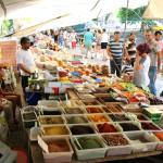 9/15 Kabak 02: fethiye Vegetable & Fish Market