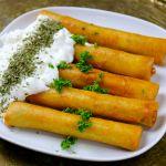 Instagram料理教室 白チーズ春巻き Sigara Boregi