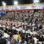 20160812 徳島阿波踊り&Txalaparta DJ
