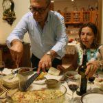 20170920 Rosh Hashana Dinner in Jerusalem