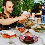 20190630 Dinner @Asma Yapragi