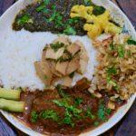 馬来風光美食&36COSのビーフルンダン