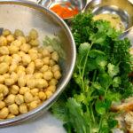 中東の豆料理 Beans Cooking from the Middle East