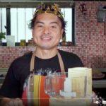 オンラインサロンではこんな料理ライブ配信してます:ホモス王のホモス
