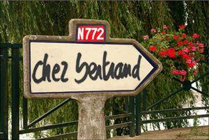 Contact Chez Bertrand Paris