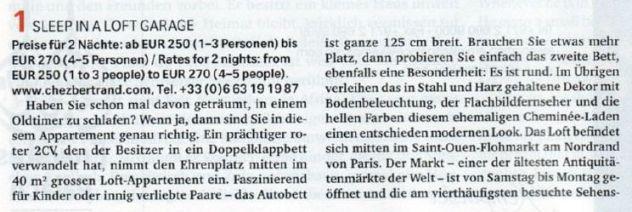 Swiss article 1