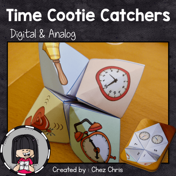 Time cootie catchers