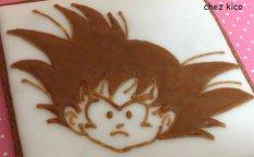 キャラクター(ドラゴンボール)のアイシングクッキー
