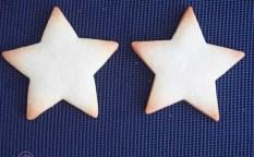 アイシングクッキー用の美味しいクッキー生地のレシピ